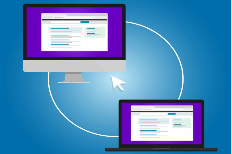remote desktop software photo