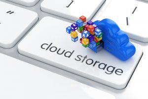 cloud storage photo